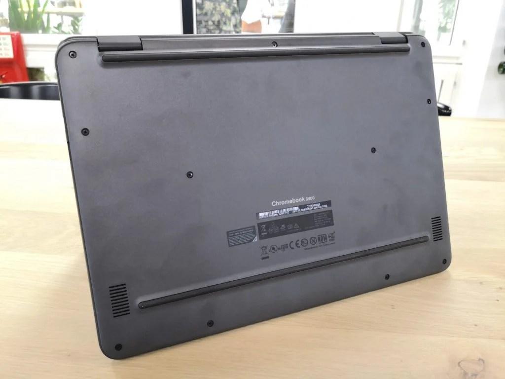 Обзор Dell Chromebook 3400