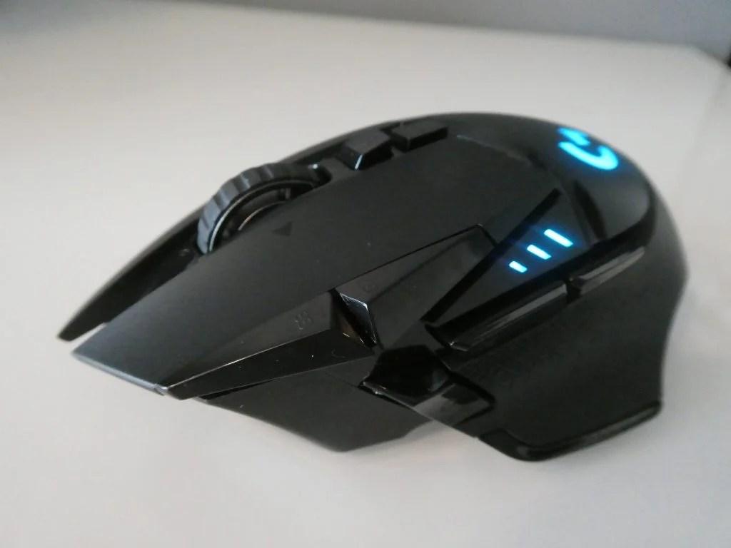 Мышь Logitech G502