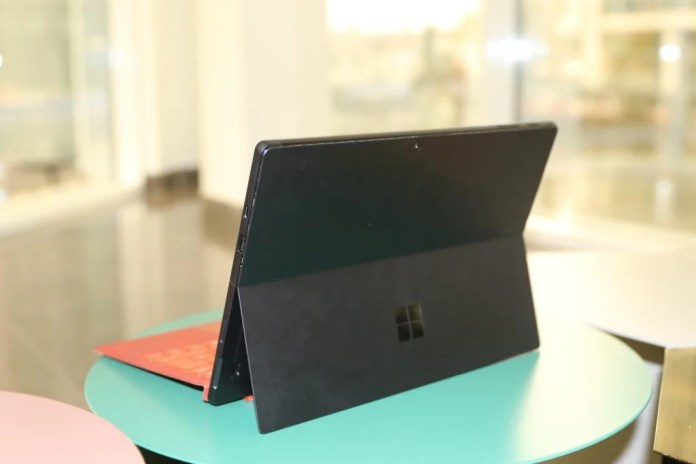 Best 2-in-1 student laptop - Surface Pro 7