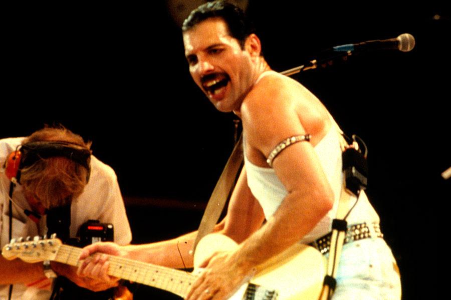 Brian May Freddie Mercurys Presence Seems More Potent