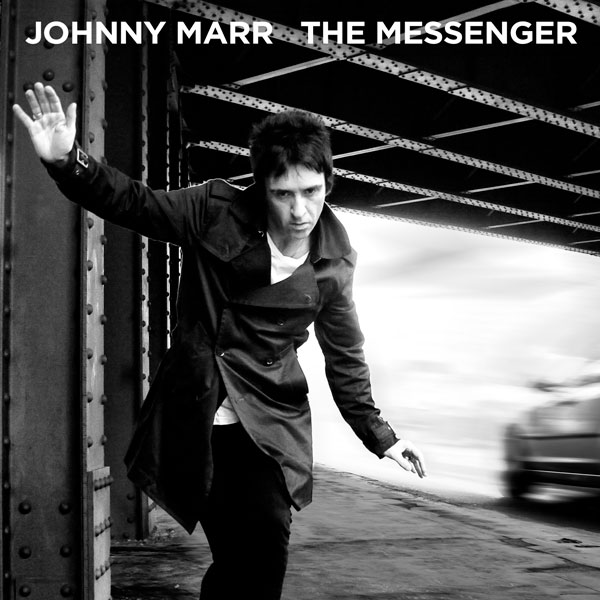 Image result for johnny marr the messenger