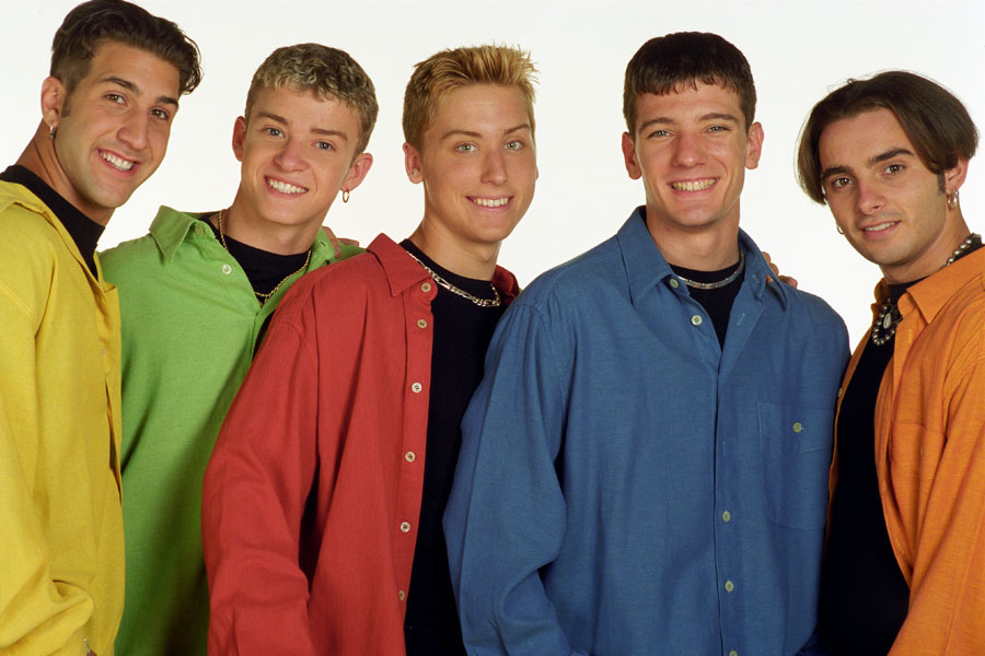 Image result for worst nsync fashion