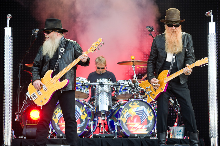 zz top cancel tour