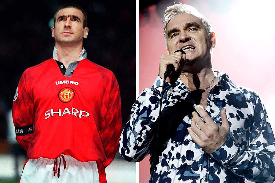 Creating cartoons of football's topical moments! How Eric Cantona's Infamous Kung-Fu Kick Helped Inspire ...