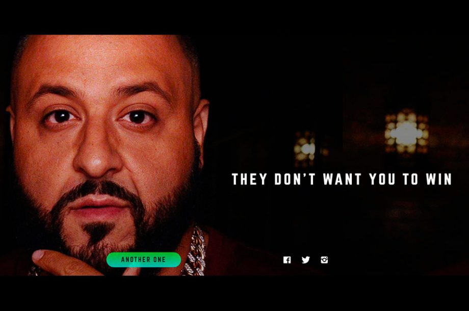 this dj khaled advice