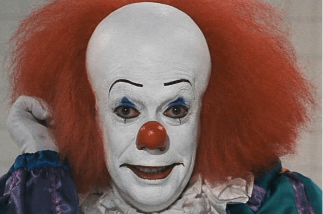 new pennywise the clown