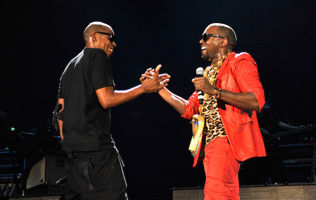 Image result for jay z and kanye west
