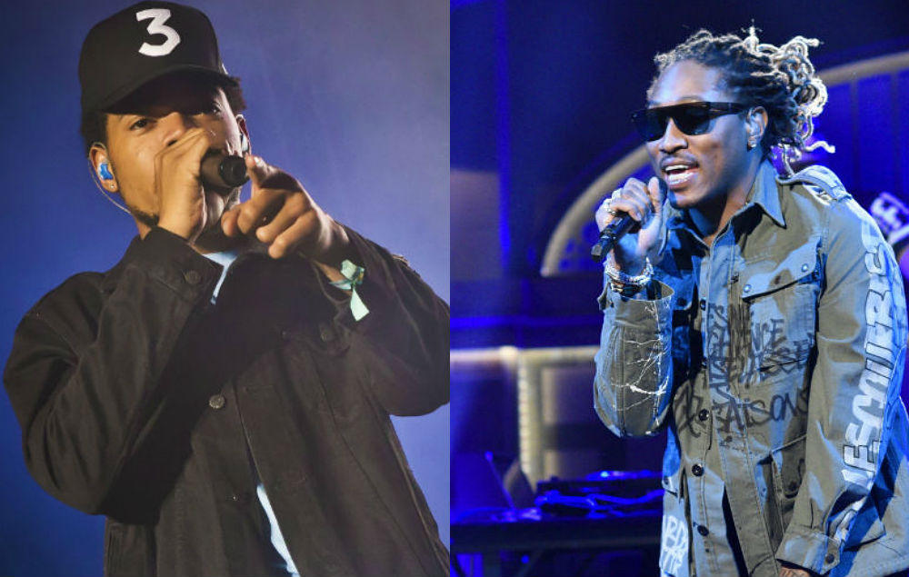 Chance The Rapper Teases New Future Collaboration NME