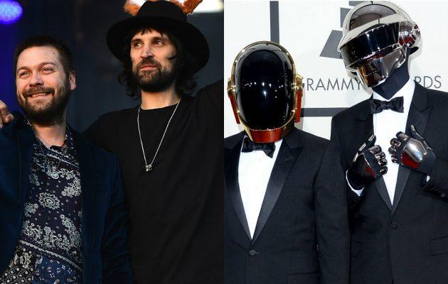 Kasabian Daft Punk