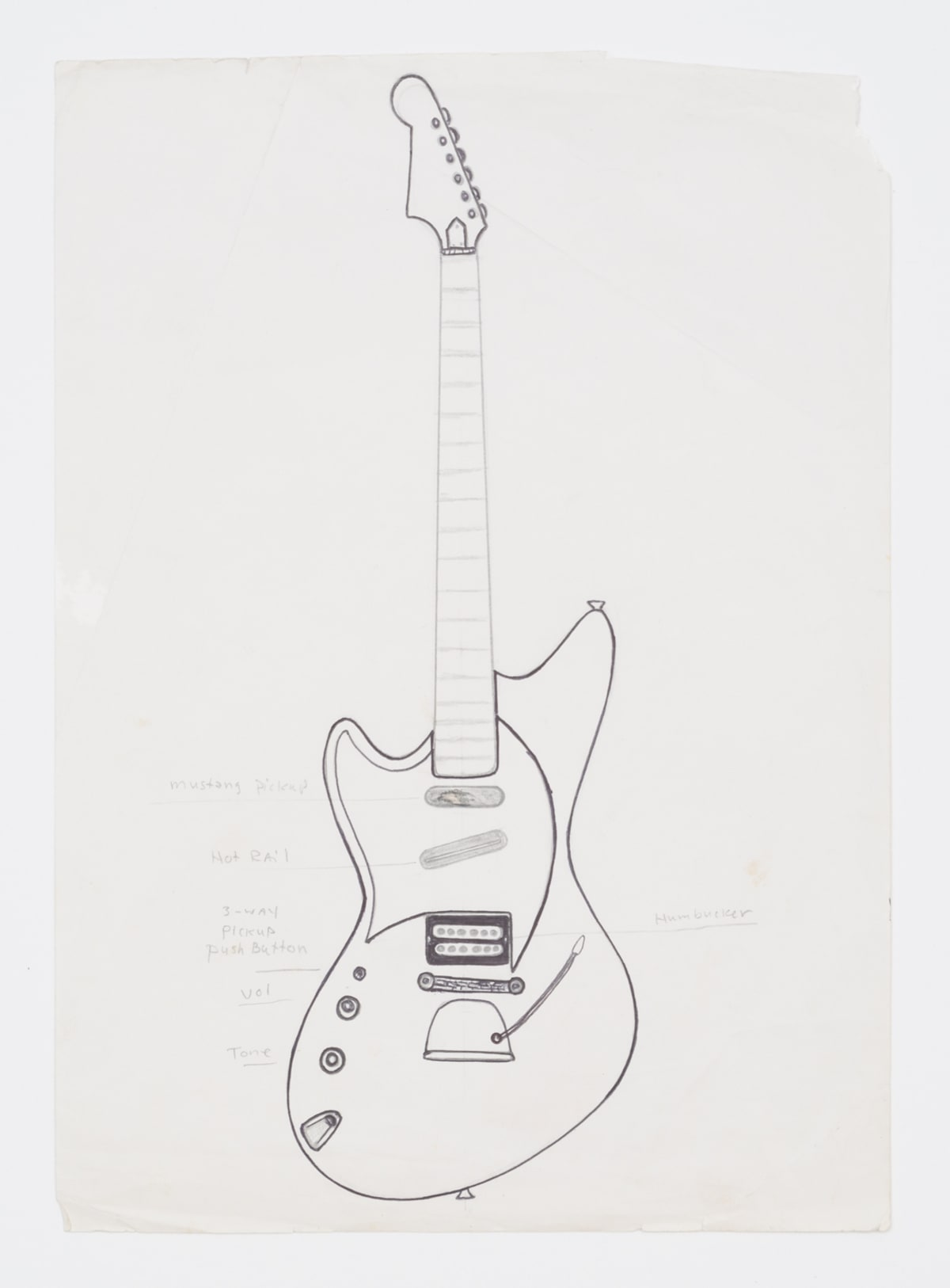 See previews of Kurt Cobain's art from an upcoming