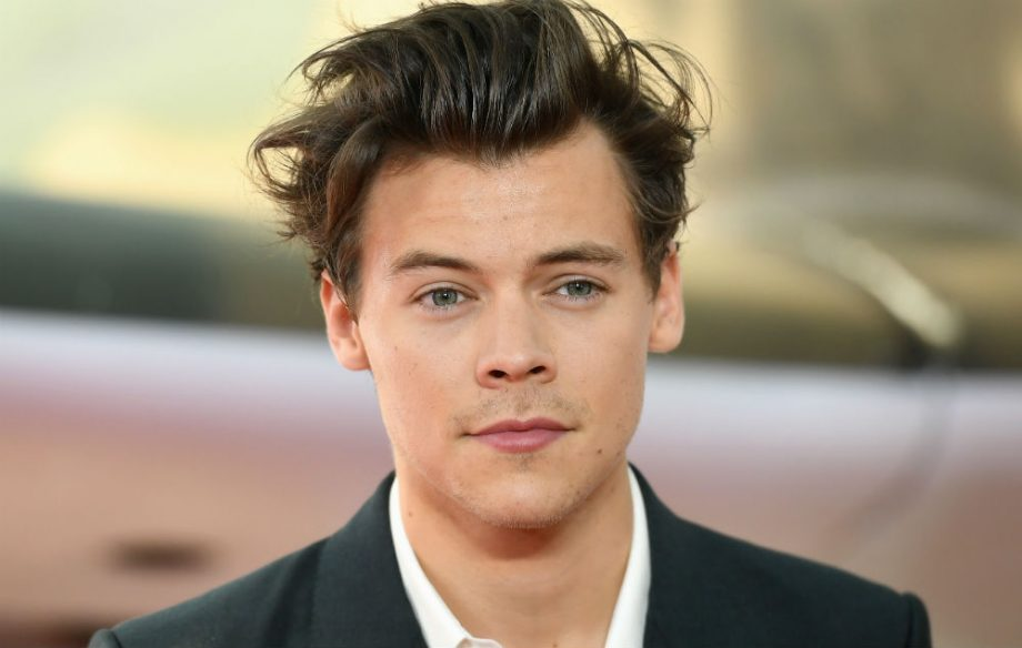 harry styles shares new