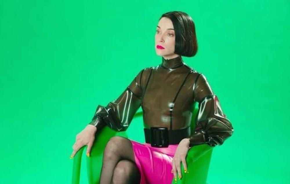 Watch St Vincent Call Out Stupid Interview Questions In