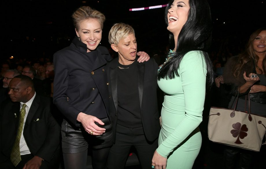 Ellen DeGeneres Branded 'sexist' Over Katy Perry Birthday