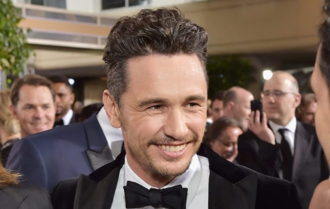 James Franco Bleaches Hair Blonde Succeeds In Quest To Look Like 90s Boy Band Member