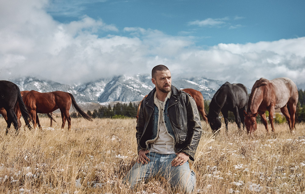 Fall Horse Wallpaper Justin Timberlake Man Of The Woods Review Nme