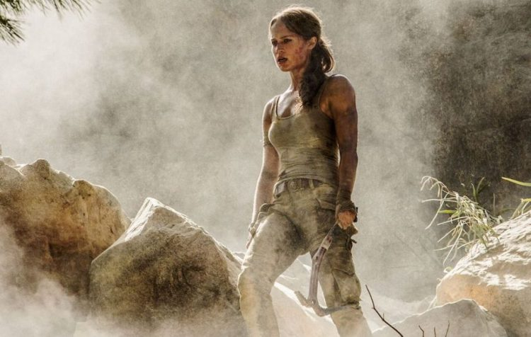 Image result for tomb raider 2018