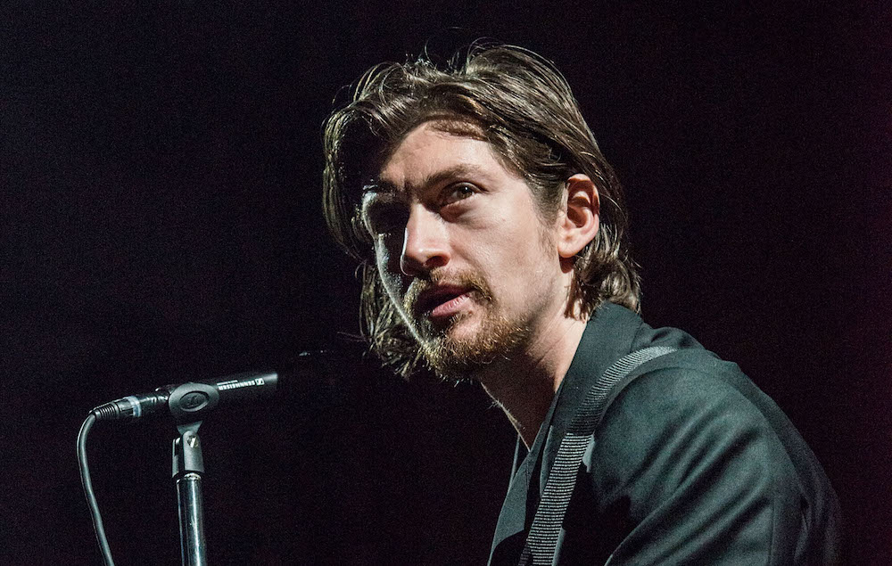 Alex Turner explains why he swapped guitar for piano for