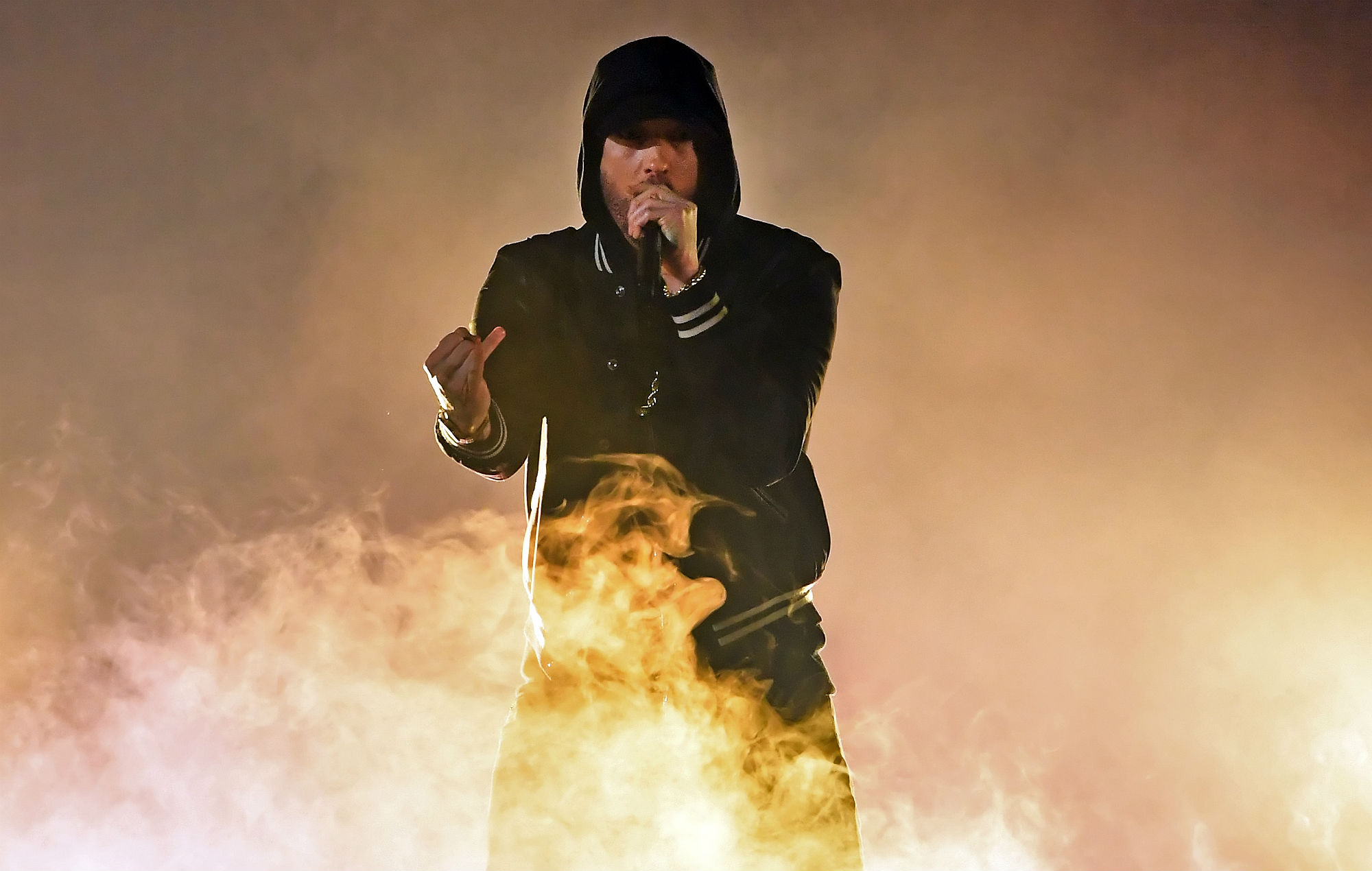 Eminem has now broken two records in 2018 with 'Kamikaze