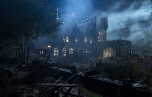 L'Haunting of Hill House ancora