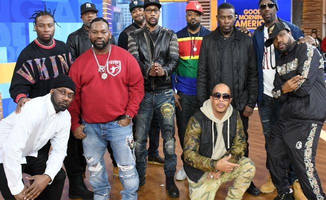 A New Wu Tang Clan Television Series Of Mics And Men Is