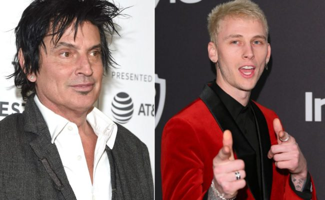 Machine Gun Kelly Discusses Playing Tommy Lee In New