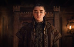 Maisie Williams Shares Response To Her 'Game Of Thrones' Sex Scene