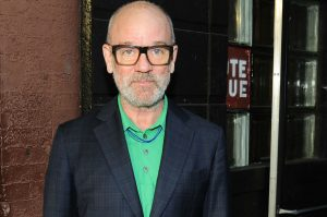 """I'm Writing, Composing And Recording All By Myself"": Michael Stipe Reveals He's Working On New Material"