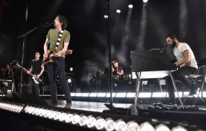 Snow Patrol Cancel Glastonbury Performance Due To Bandmember Needing Neck Surgery