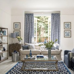 Coastal Living Room Decorating Ideas Uk Settee Rooms To Recreate Carefree Beach Days Laid Back Mediterranean Style