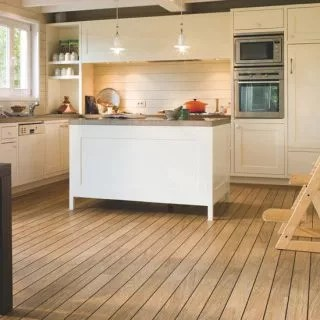 wood flooring for kitchen cups and plates ideal home laminate floor from quick step ideas photo gallery housetohome