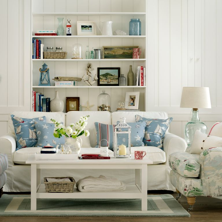beach theme decorating ideas for living rooms bar design room coastal to recreate carefree days seaside style