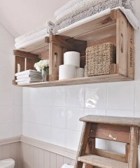 Bathroom shelving ideas | Ideal Home