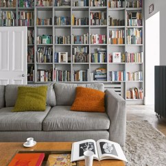 Orange Living Room Decorating Ideas Modern Interior For Small Apartments Colour Schemes 5 Match Walls And Shelving