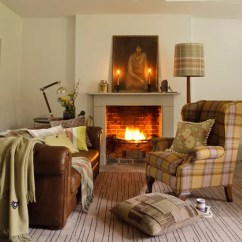 Country Cottage Living Room Decor French Settee 9 Cosy Ideas Ideal Home Decorate From The Floor Up Decorating Trend