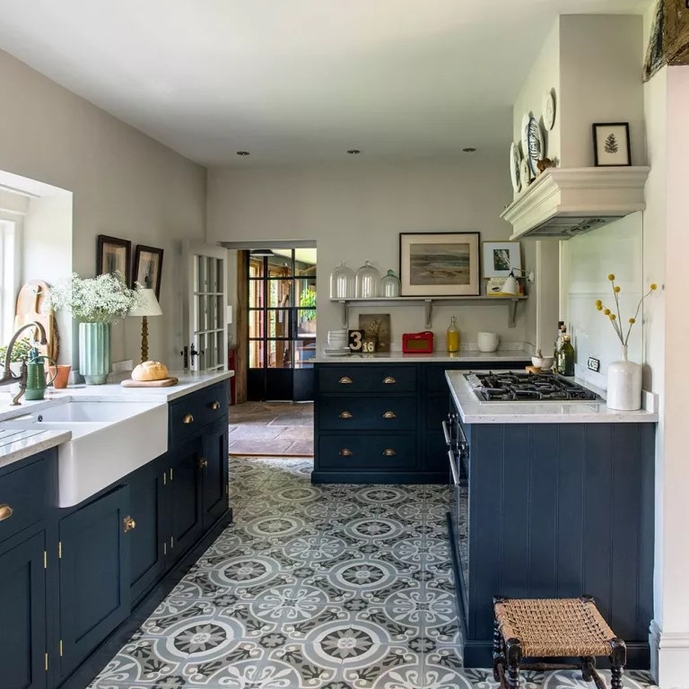 best flooring for living room and kitchen furniture price list ideas a floor that s hard wearing practical patterned polly eltes