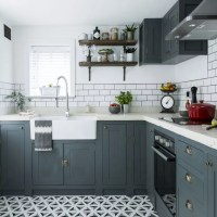 L shaped kitchen ideas – for practical, concise ...