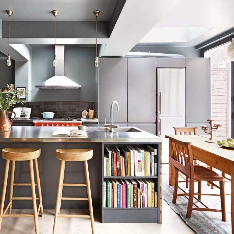 Open Plan Kitchen Design Ideas Open Plan Kitchen Ideas For Family Life