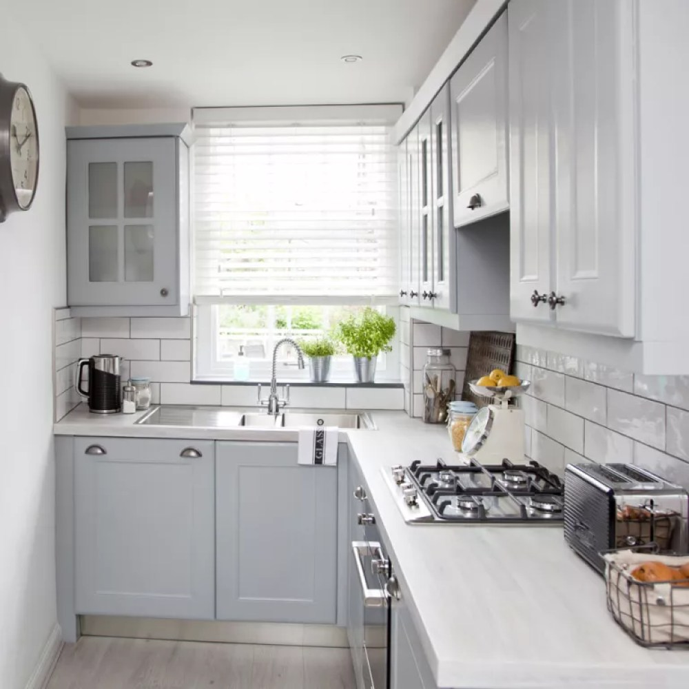 l-shaped kitchen ideas for multipurpose spaces | ideal home