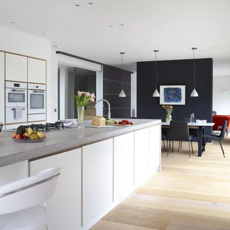 Openplan kitchen design ideas  Openplan kitchen ideas for family life