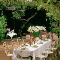 Garden party ideas  Garden party  Garden entertaining