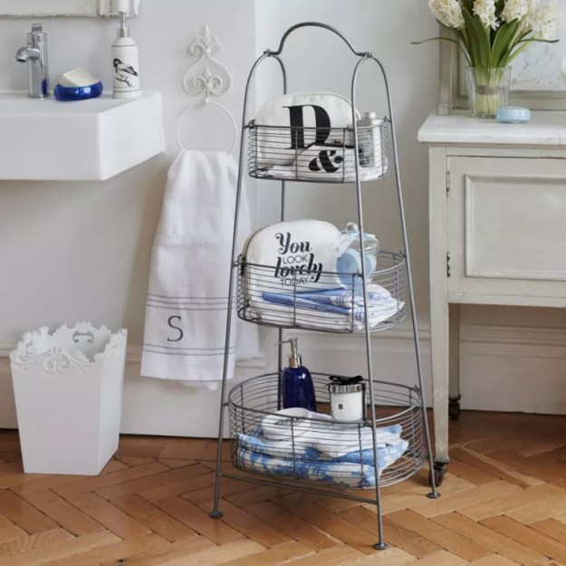 bathroom storage ideas to help you stay neat, tidy and organised