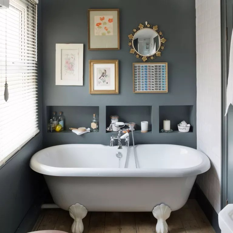 Bathroom storage ideas to help you stay neat tidy and