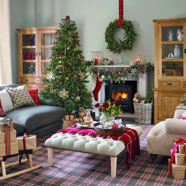 Image result for christmas home decor hd images