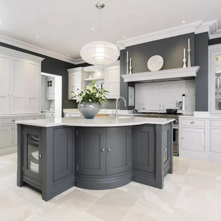 grey kitchen island used commercial equipment ideas 16 for kitchens that are stylish and