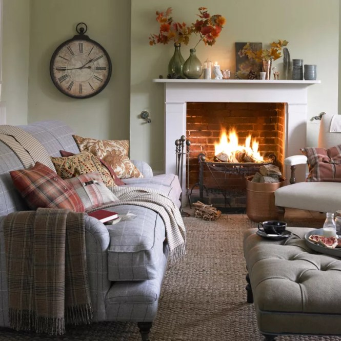 Ergonomic Living Room Ideas Uk Brown Sofa Front Window Long Narrow