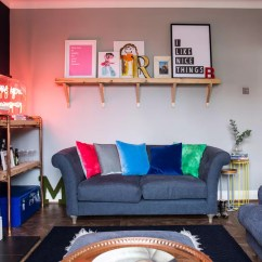Simple Living Room Interior Design Ideas For Colour Schemes Small Rooms