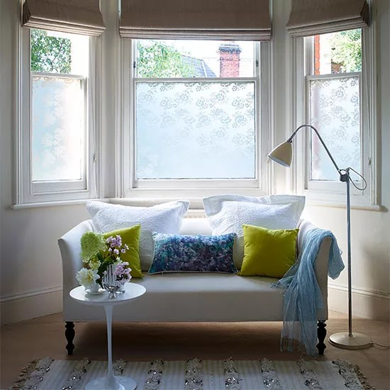 living room window most comfortable chairs frosted film 5 reasons why you need it ideal home is an affordable quick and easy way to update your choose from modern or traditional designs if change mind they can