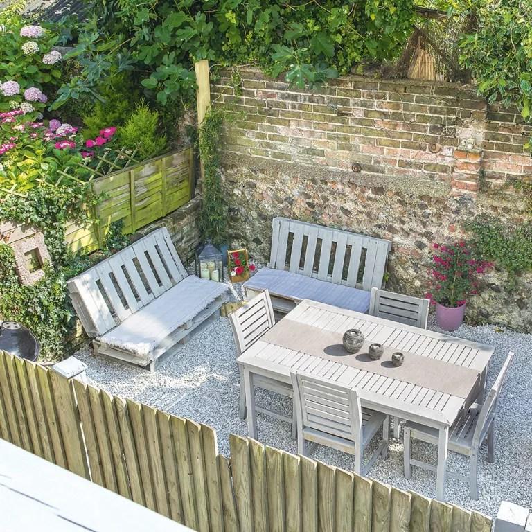 north facing garden ideas to make the