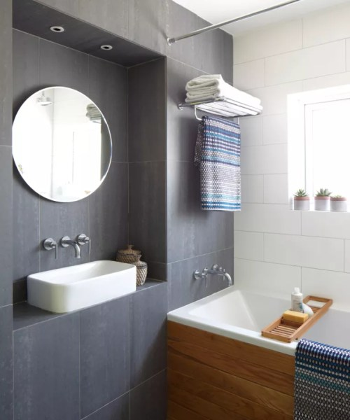 gray bathroom ideas Grey bathroom ideas – Grey bathroom ideas from pale greys