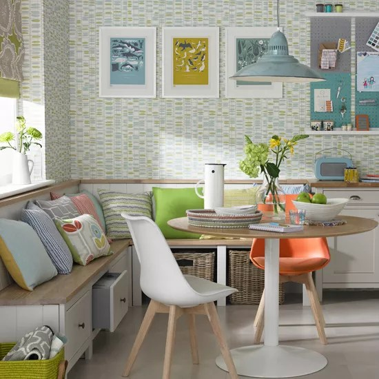 Kitchen Diners That Are Rocking A Bench Seat Ideal Home